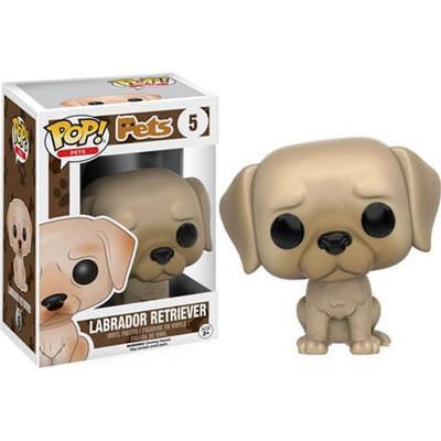 Funko Pop! Pets Labrador Retriever
