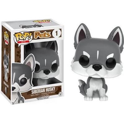 Funko Pop! Pets Siberian Husky