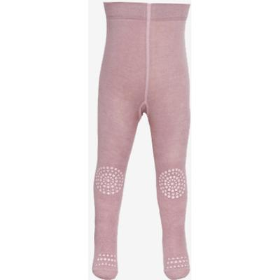 Go Baby Go Crawling Tights - Dusty Rose