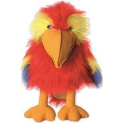 The Puppet Company Scarlet Macaw Baby Birds