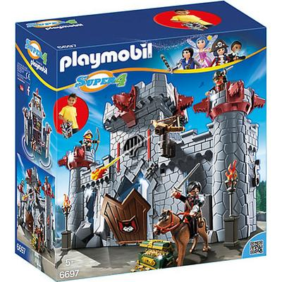 Playmobil Take Along Black Baron's Castle 6697