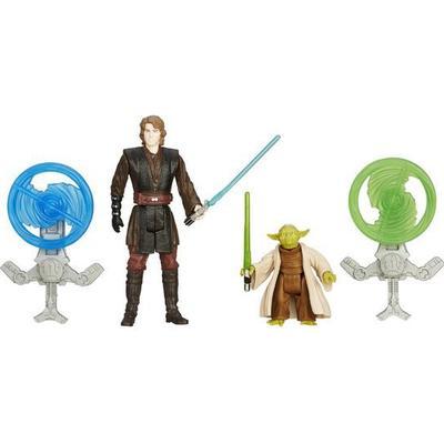 Hasbro Forest Mission Anakin Skywalker & Yoda