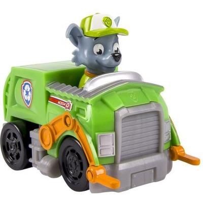 Spin Master Paw Patrol Racers Rocky's Recycling Truck Vehicle