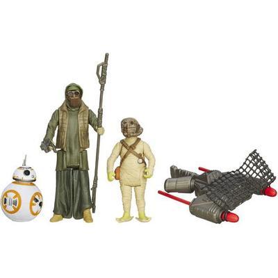 Hasbro Desert Mission BB-8 & Unkars Thug