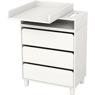 Flexa Changing Table with 3 Drawers