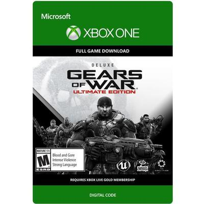 Gears of War: Ultimate Edition Deluxe Version