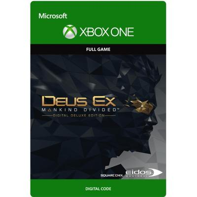 Deus Ex: Mankind Divided - Deluxe Edition