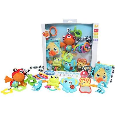 Playgro Music on The Move Gift pack for Baby