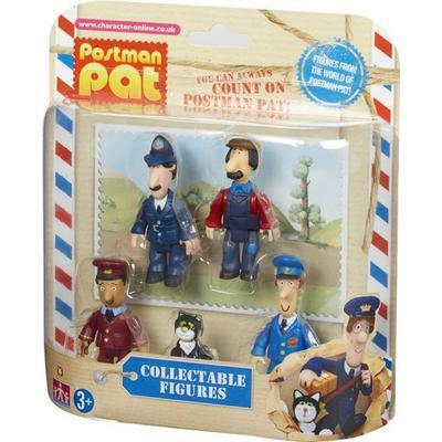 Postman Pat 5 Figure Pack