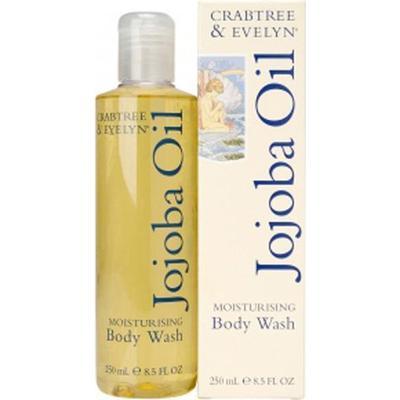 Crabtree & Evelyn Jojoba Oil Moisturising Body Wash 250ml