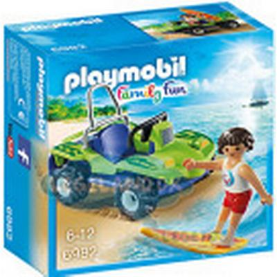 Playmobil Surfer with Beach Quad 6982