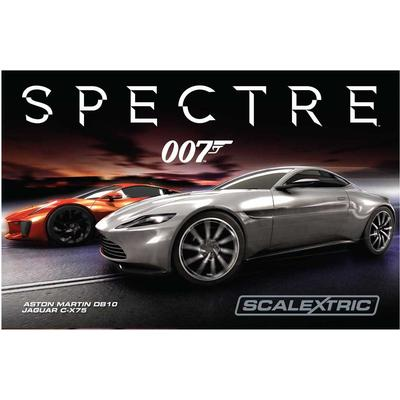 Scalextric James Bond Spectre Set C1336