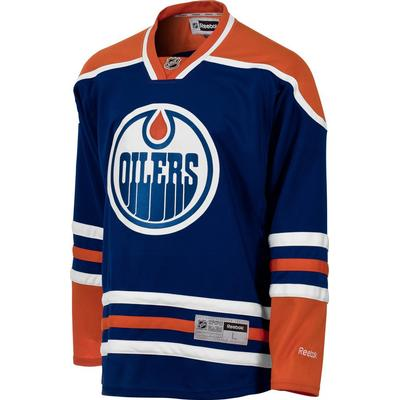 Reebok Edmonton Oilers Premier Home Jersey Sr