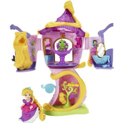 Hasbro Disney Princess Little Kingdom Rapunzel's Stylin' Tower B5837
