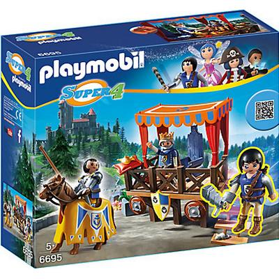 Playmobil Royal Tribune with Alex 6695