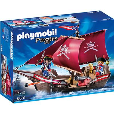 Playmobil Soldiers Patrol Boat 6681