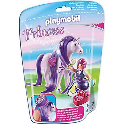 Playmobil Princess Viola with Horse 6167