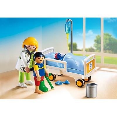 Playmobil Doctor with Child 6661