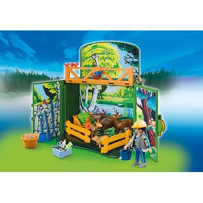 Playmobil My Secret Forest Animals Play Box 6158