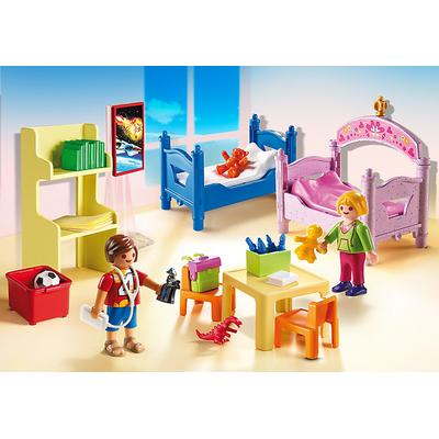 Playmobil Childrens Room 5306