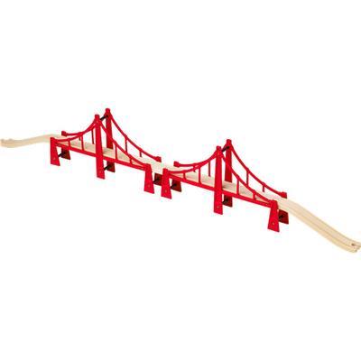 Brio Double Suspension Bridge 33683