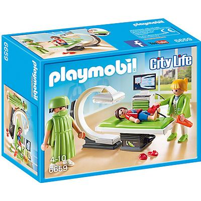 Playmobil X Ray Room 6659