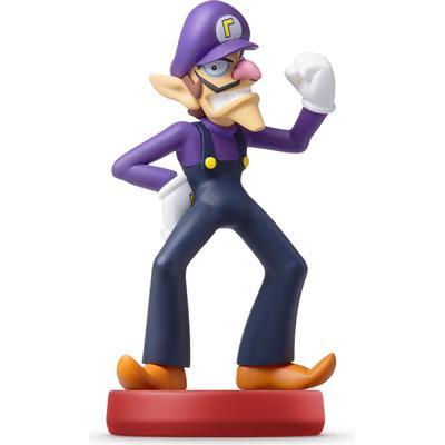 Nintendo Amiibo Figure - Waluigi