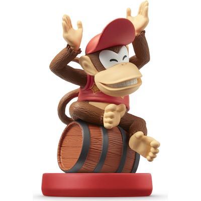 Nintendo Amiibo Figure - Diddy Kong