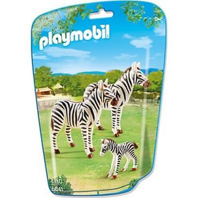 Playmobil Zebra Family 6641