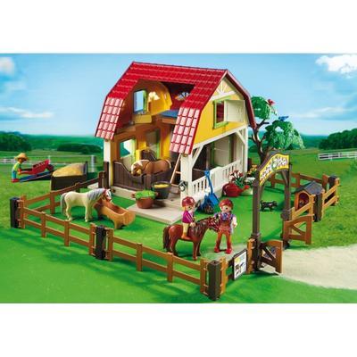 Playmobil Children`s Pony Farm 5222