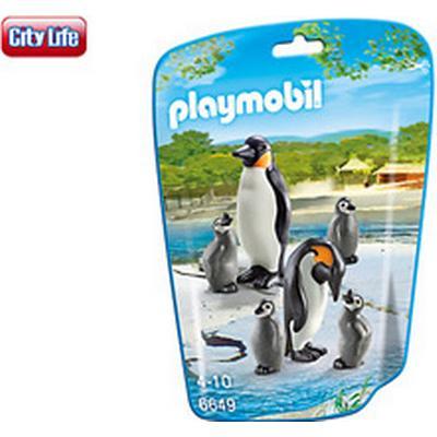 Playmobil Penguin Family 6649