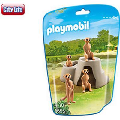 Playmobil Meerkats 6655