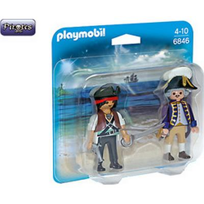 Playmobil Pirate & Soldier Duo Pack 6846