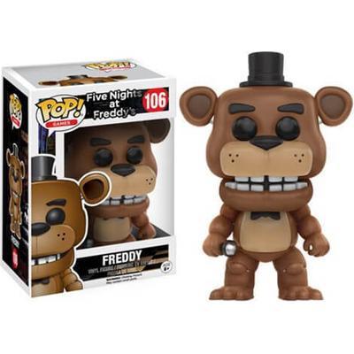 Funko Pop! Games Five Nights at Freddy's Freddy
