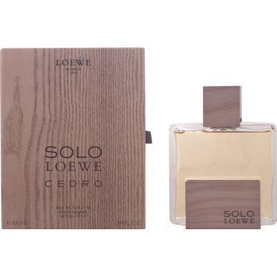 Loewe Solo Loewe Cedro EdT 100ml