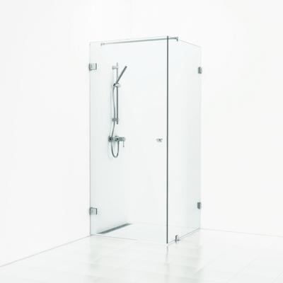 Svedbergs 180° Corner Shower 1 Door 90 Duschhörna