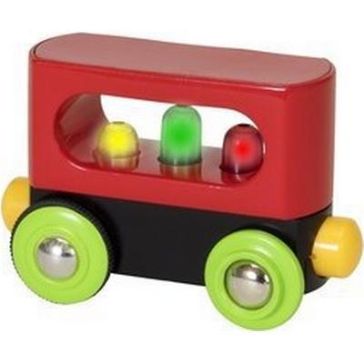 Brio My First Railway Light Up Wagon 33708