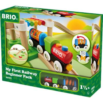 Brio My First Railway Beginner Pack 33727