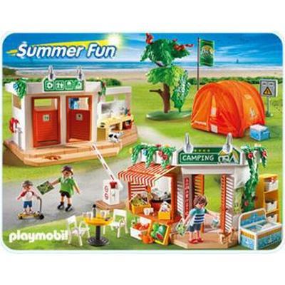 Playmobil Camp Site 5432