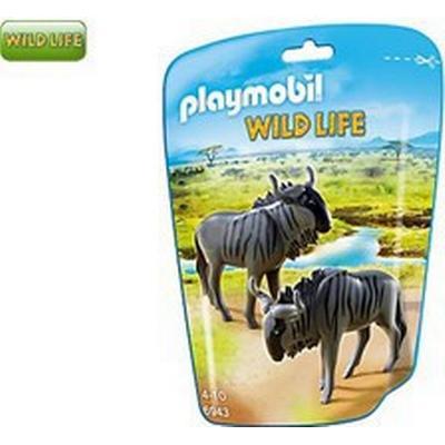 Playmobil Wildebeests 6943