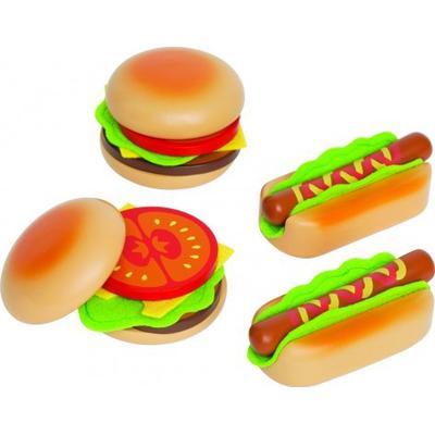 HapeToys Hamburgers & HotDogs
