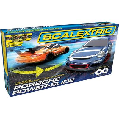 Scalextric Porsche Power Slide Set C1343