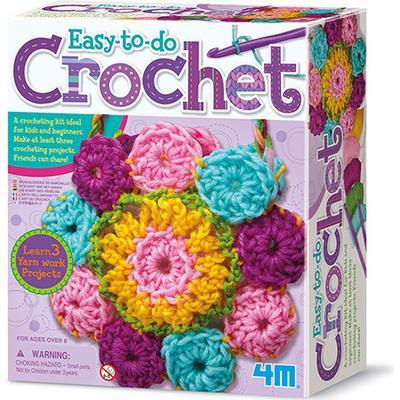 4M Easy To Do Crochet