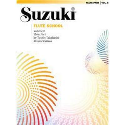 Suzuki Flute School, Volume 8: Flute Part (, 2003)
