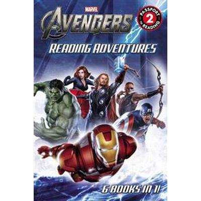 Marvel's the Avengers Reading Adventures (Häftad, 2015)