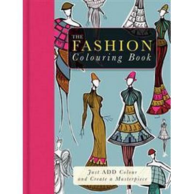 The Fashion Colouring Book (Häftad, 2016)