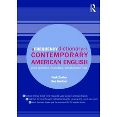 A Frequency Dictionary of Contemporary American English (Pocket, 2010)