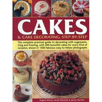 Cakes & Cake Decorating, Step-by-Step (Pocket, 2016)