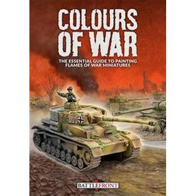 Colours of War (Inbunden, 2015)