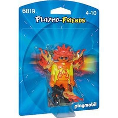 Playmobil Flame Warrior 6819